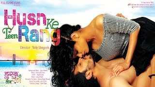 18+ Husn Ke Teen Rang 2016 Hindi 300mb Movies Download DVDRip 480p