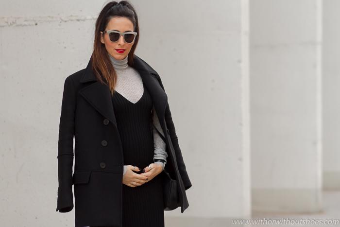 Como vestir estando embarazada