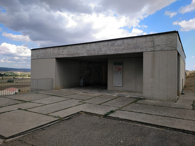 Centro de Visitantes de Clunia