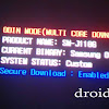 Samsung J1 Ace SM-J110G Hanya Bertuliskan Odin Mode
