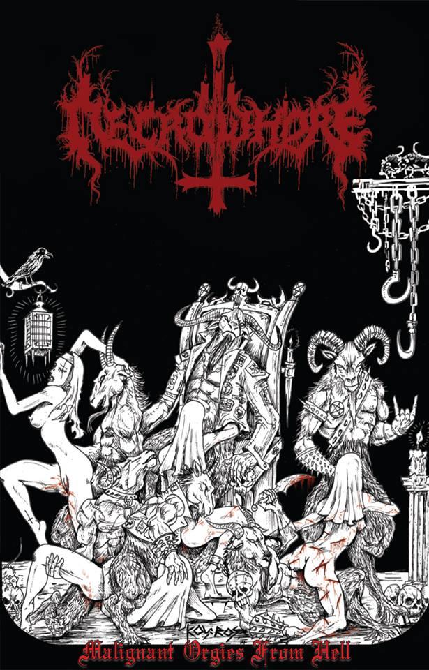 Satan orgy
