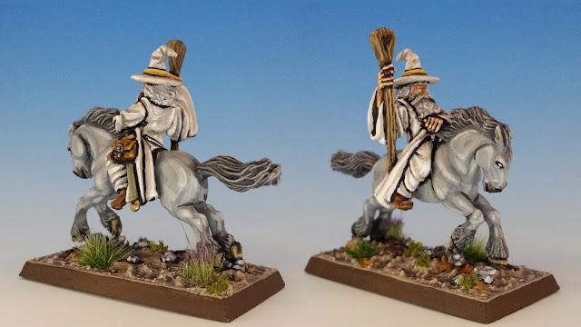 ME-11 Gandalf Mounted, Citadel (1985)