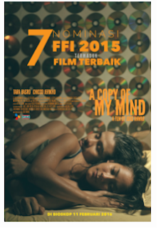 Download Film A Copy Of My Mind BluRay Ganool Movie