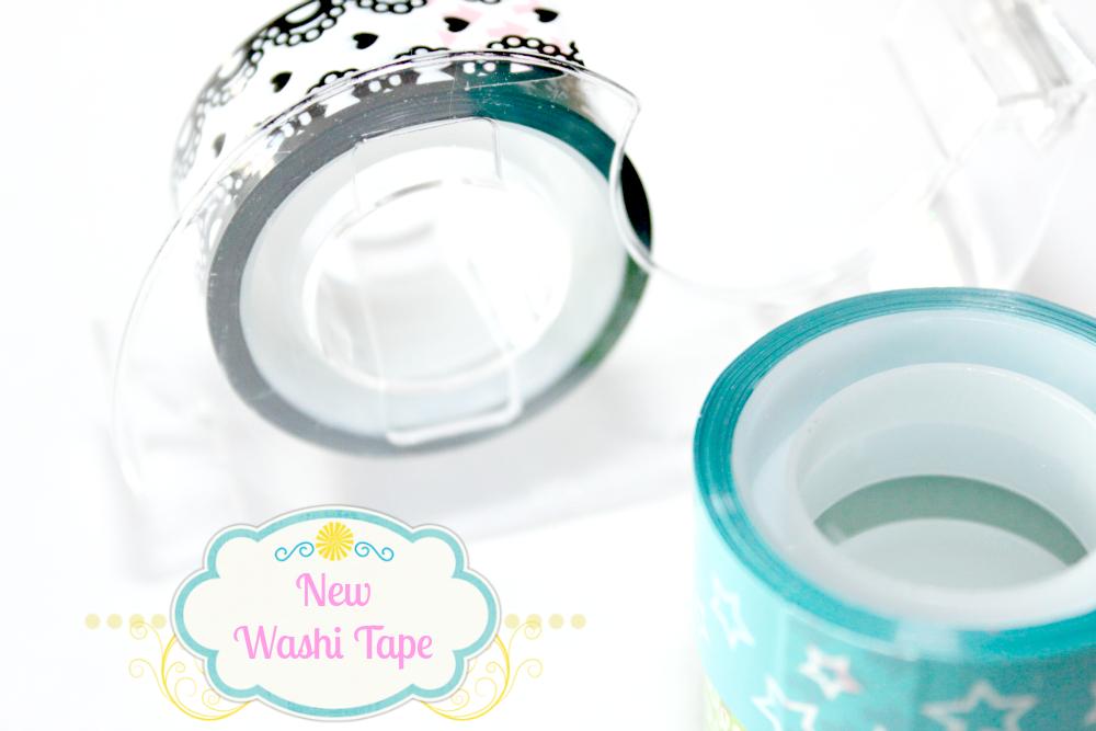 washi tape taśma dekoracyjna