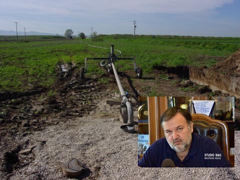 Χειβιδόπουλος: Ξεκινάει σήμερα ο Τεχνητός Εμπλουτισμός σε περιοχές της Αργολίδας