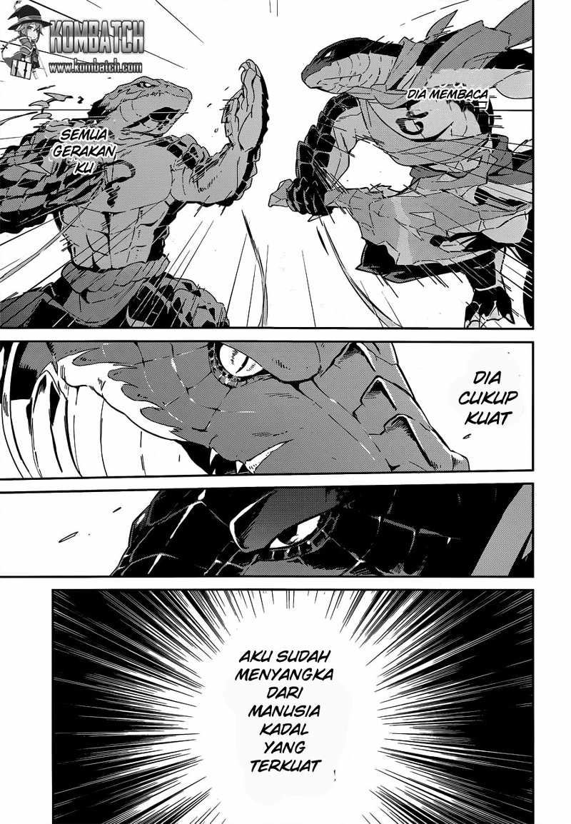 Manga Overlord chapter 18 Bahasa Indonesia