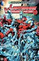 Os Novos 52! Lanternas Vermelhos #14
