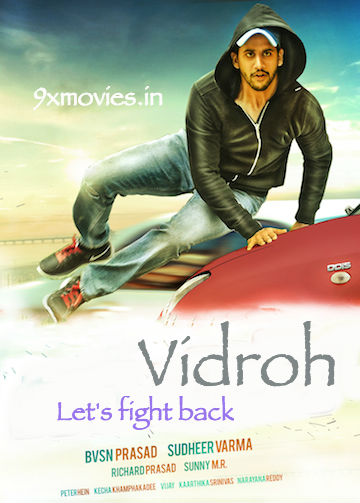 Vidroh Lets fight back 2016 Hindi Dubbed