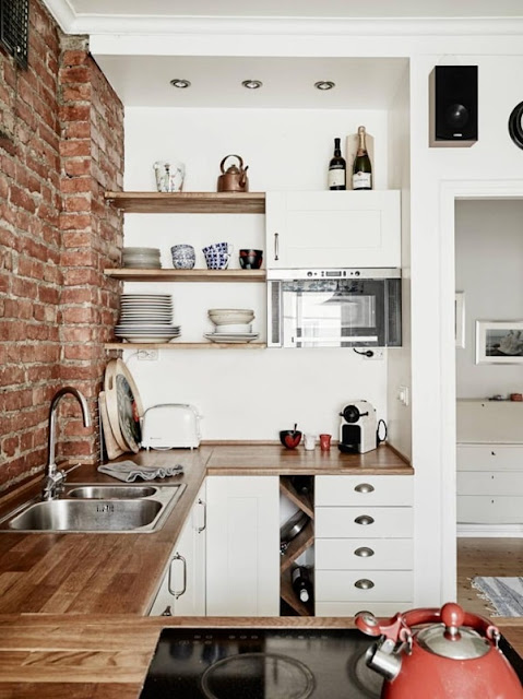 Small Kitchens  6 Ideas for Decorating  12