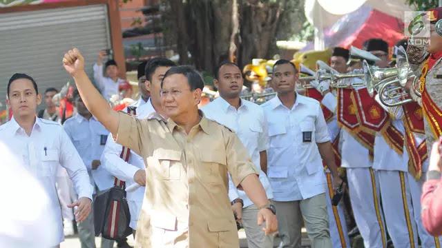 Gempar! Indonesia Bakal Bubar pada Tahun 2030 kata Prabowo