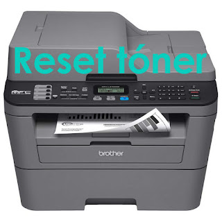 Reset contador toner Brother