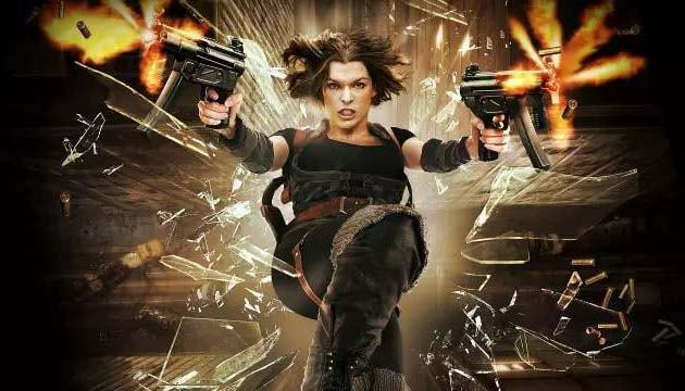 Film Resident Evil Sampai Akhir