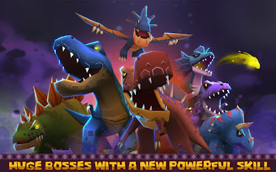 Dinosaurs emerge from the ancient forest after hiding for decades Call of Mini Dino Hunter v3.1.7 Mod Gold Apk + Data
