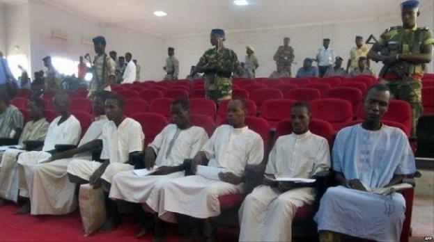 boko haram death sentence chad
