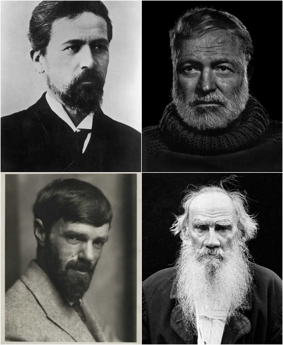 hemingway and chekhov Need help with chapter 14: evan shipman at the lilas in ernest hemingway's a moveable feast check out our revolutionary side-by-side summary and analysis.