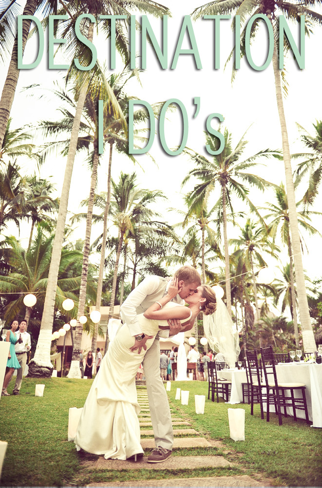 Wedding Wednesday Destination Advice From A Bride The