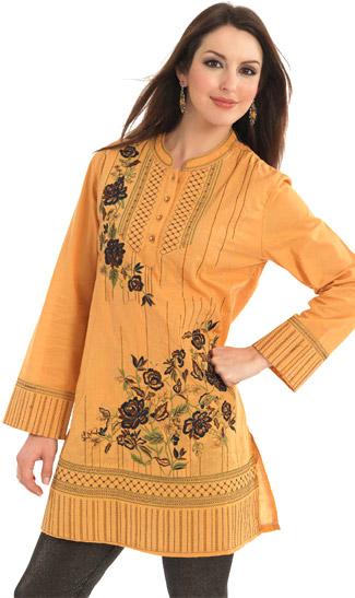 punjab trip kurta designs for girl