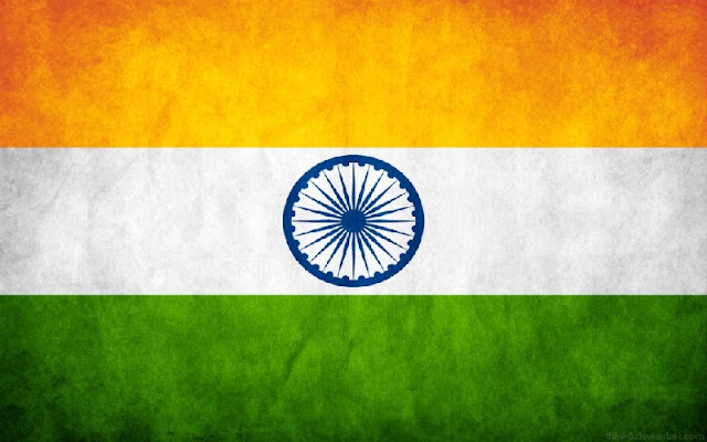 Image result for indian flag vande mataram