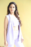 Tanya Hope in Crop top and Trousers Beautiful Pics at her Interview 13 7 2017 ~  Exclusive Celebrities Galleries 026.JPG