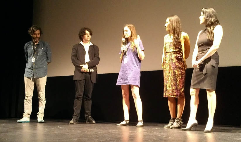 THE MIDNIGHT SWIM filmmakers