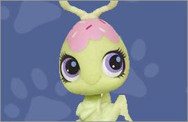 LPS Grasshopper Figures