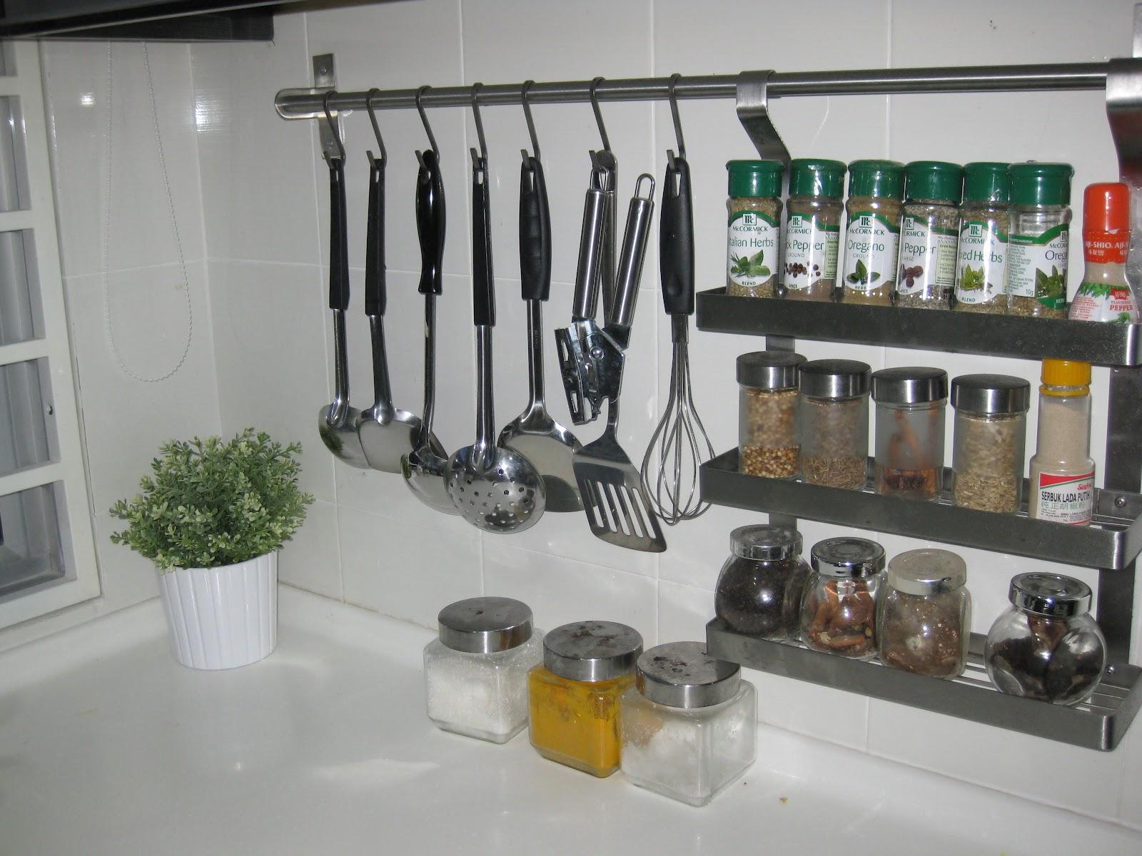 Idea Susun Atur Dapur Kecil