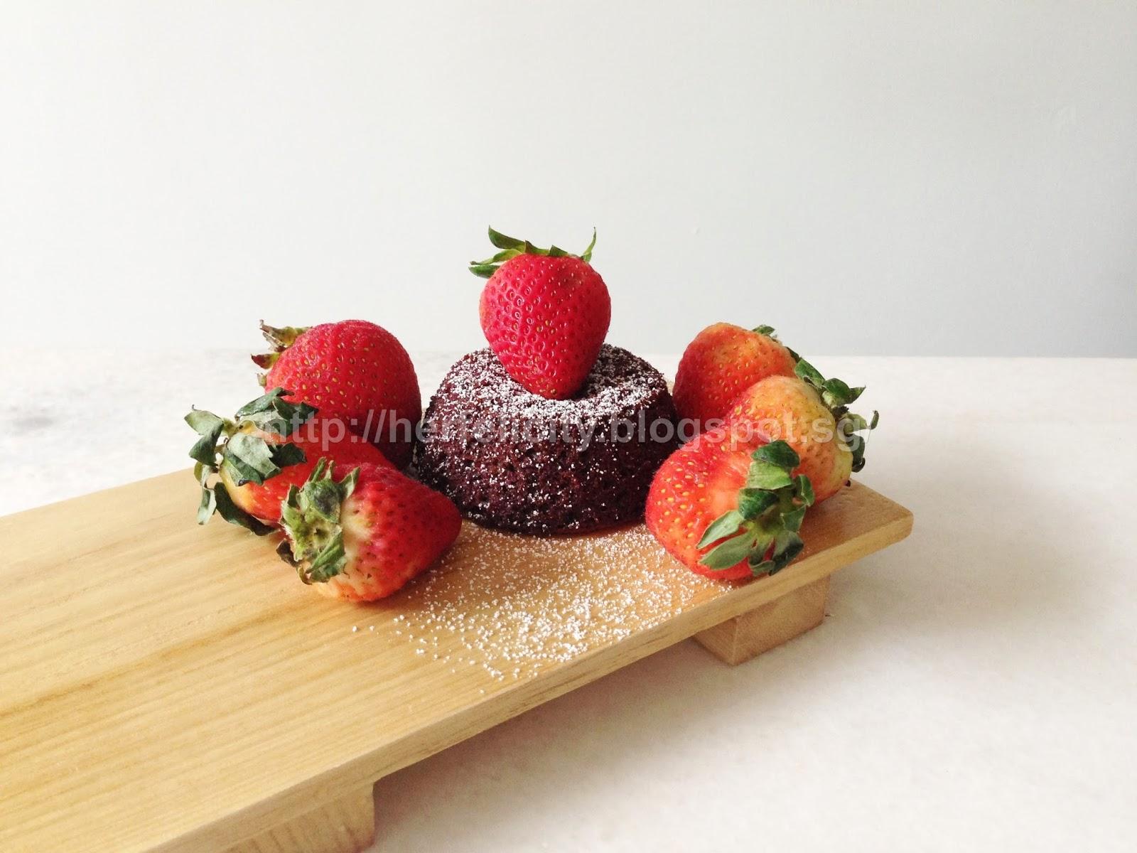 Lava Cake Recipe Singapore