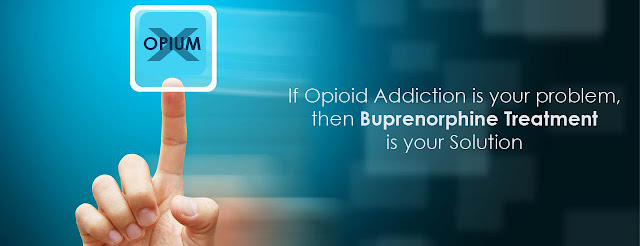 Buprenorphine treatment center