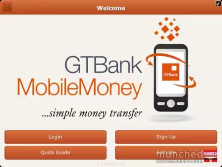 Gtb mobile banking registration
