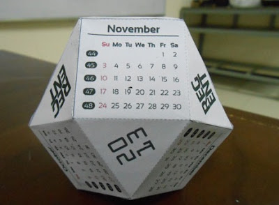 kalender contoh penerapan matematika dalam kehidupan