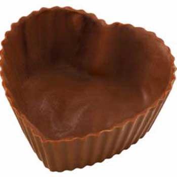шоколадная форма для пирожного