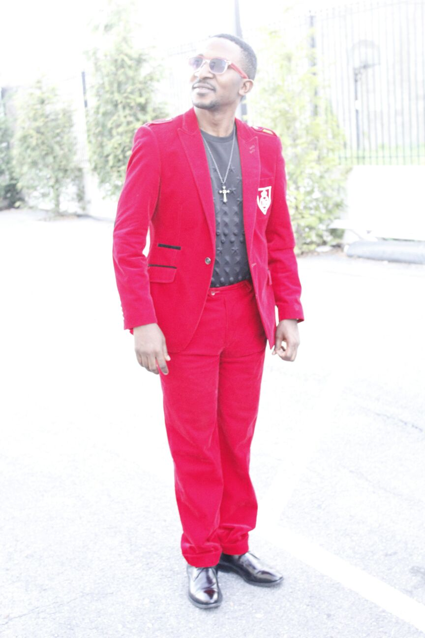 Men Of Tastes M O Ts The Cameroonian Fashion Designer Ngwefuni Expressed His Epic Designs And Styles