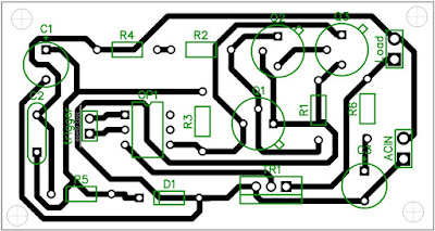 PCB design for solid state SSR