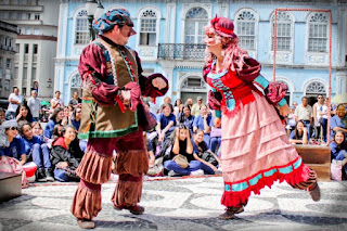 Teatro de rua