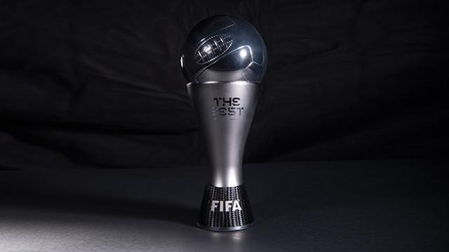 لحظات تتوج الدون  رونالدو بجائزه أفضل لاعب في العالم 2017 تعرف علي أفضل لاعب هذا العام من الفائز بجائزة The Best