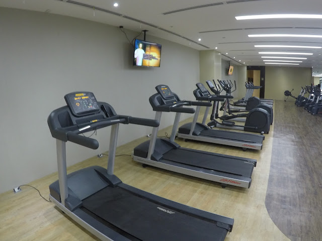 limketkai luxe hotel fitness gym