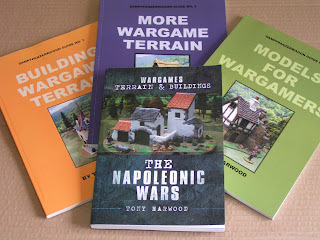 COMMERCIAL) WARGAMES TERRAIN & BUILDINGS - Now Available to order