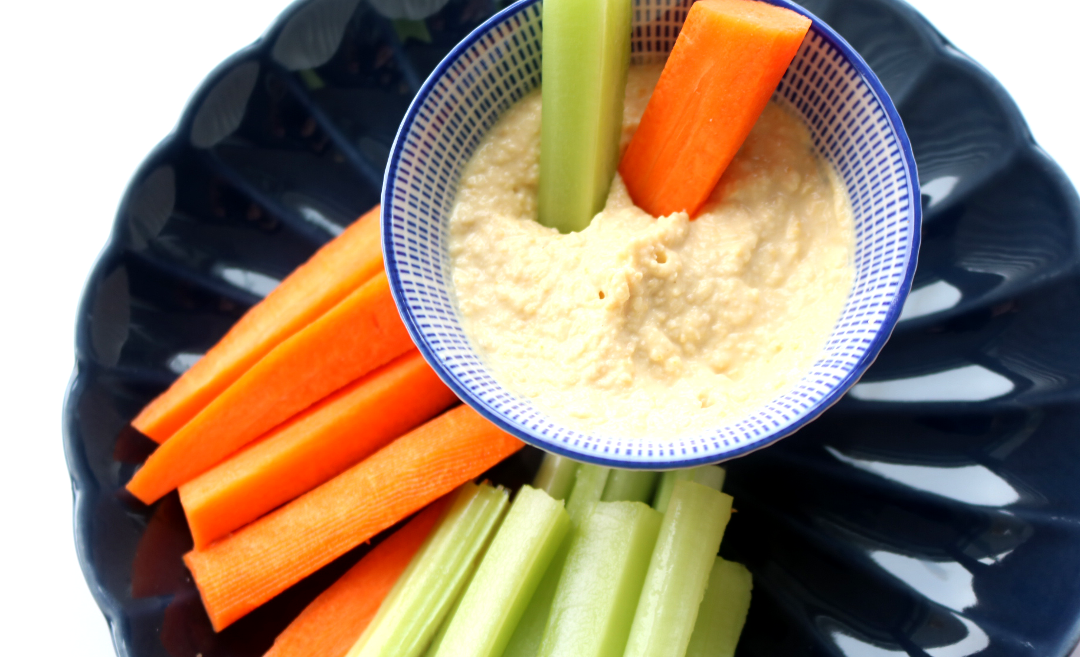 Homemade Houmous / Hummus (Vegan recipe)