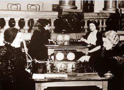 I Torneo Femenino de Madrid 1934