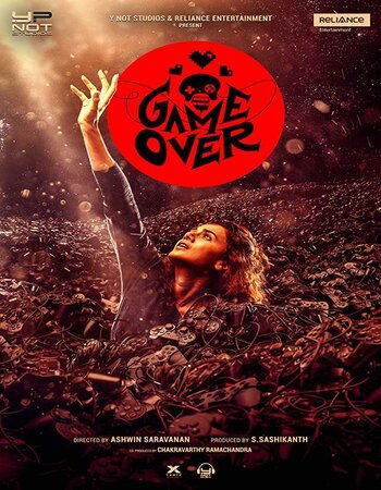 Game Over (2019) Full Hindi Movie 900MB 300MB Download
