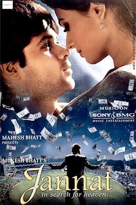 Jannat 2008 Hindi 720p DVDRip 1GB
