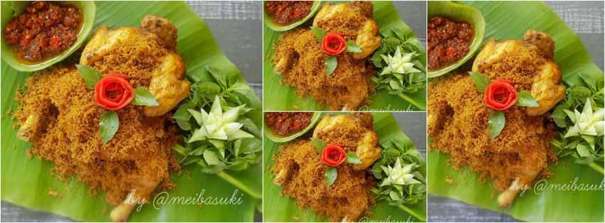 Resep Membuat Ayam Goreng Lengkuas by Mei Basuki