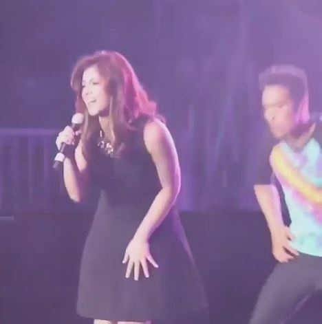 """Angel Locsin's """"The One That Got Away"""" Performance Goes Viral Online"""