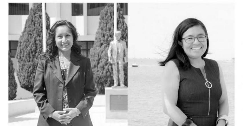 Dos peruanas recibirán reconocimiento internacional por su trayectoria científica