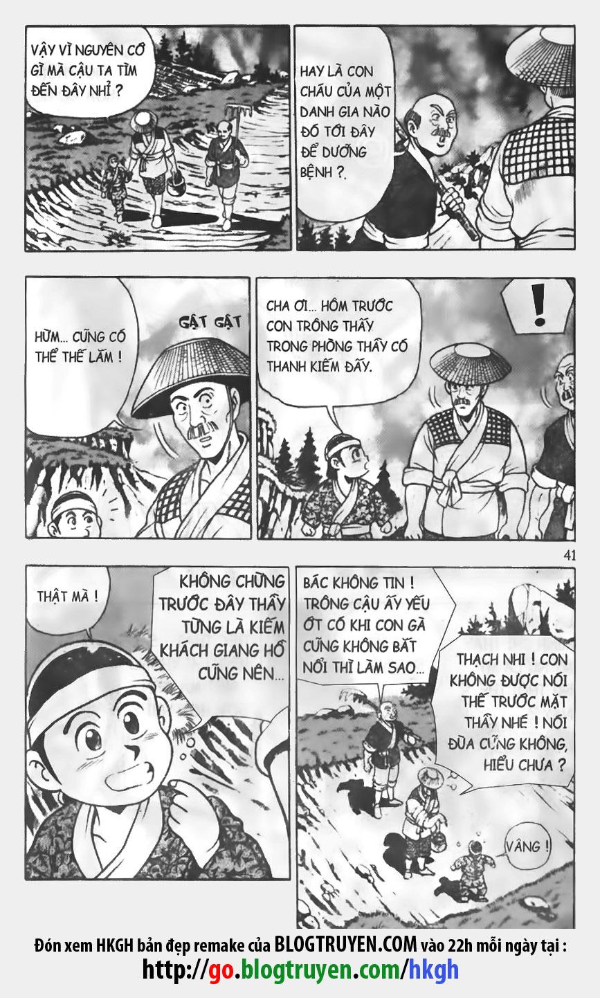 Hiệp Khách Giang Hồ Chap 071