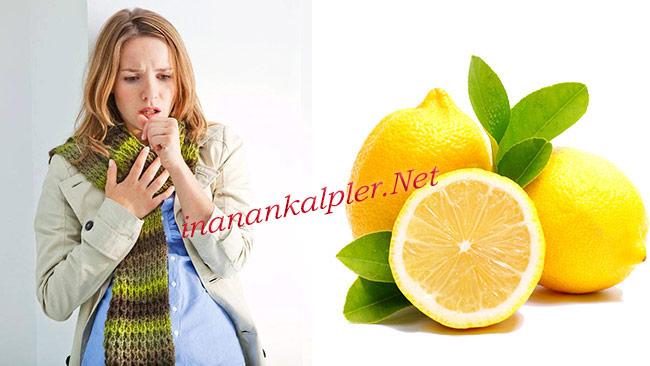 Göğüs Tıkanıklığına Karşı Limon - www.inanankalpler.net