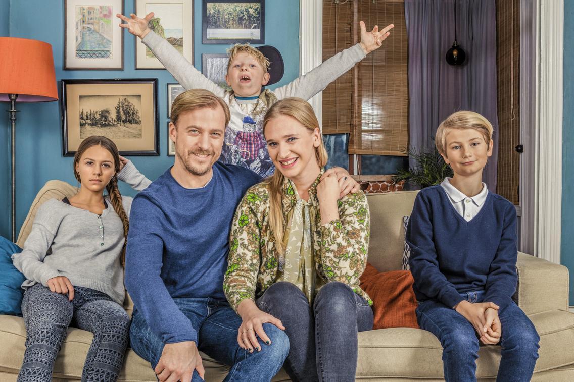 séries inconnues mais géniales bonus family