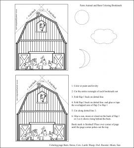 Smarty Pants Fun Printables: Free printable Barn and Farm ...