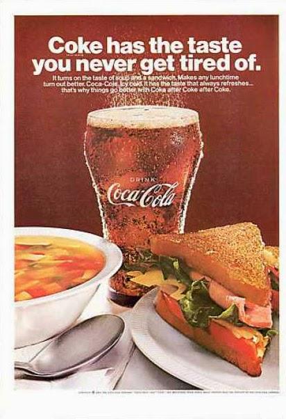 Coca Cola Magazine Ads From 1960s Vintage Everyday