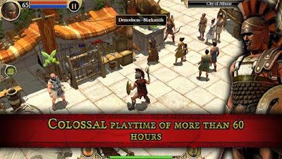 Titan Quest - Screenshot 3